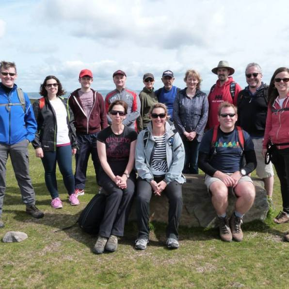 Sponsored Walk 29th May Walk Gower Peninsula