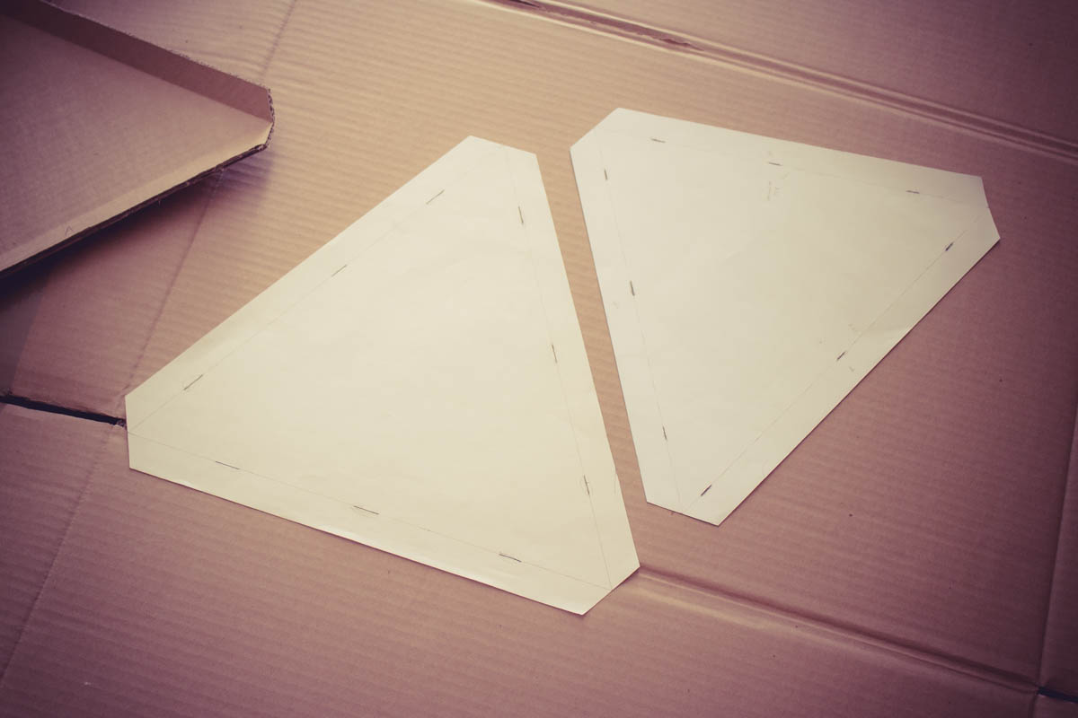 geodesic-dome-cardboard-triangles