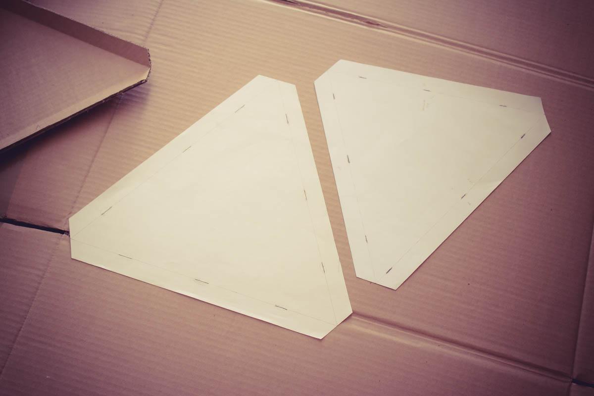 geodesic-dome-cardboard-triangles