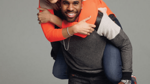 Jordin Sparks And Jason Derulo Glamour Magazine