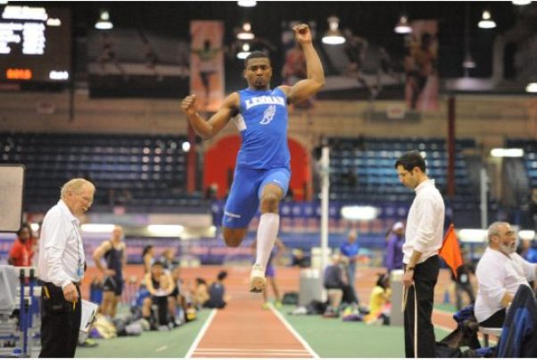 Haitian Triple Jumper Pierre Francois