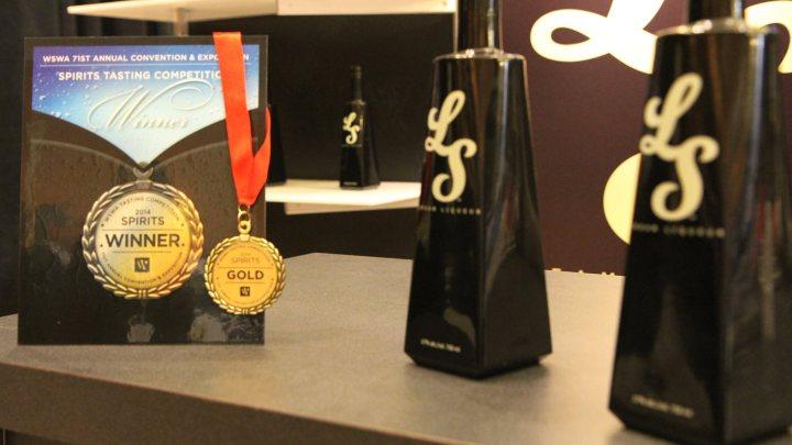 LS GOLD medal