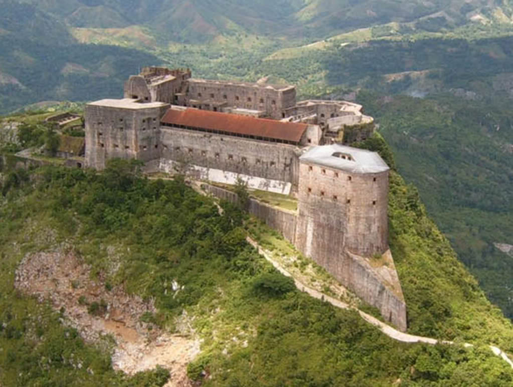 The Citadelle Laferrière Awarded TripAdvisor\'s 2015 Certificate of ...