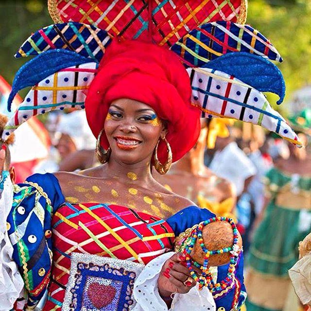 CArifesta Opening ceremony parade Friday. Photo @dezobri