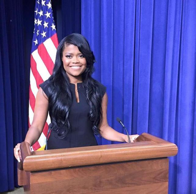 Karen civil writes: ・・・ I want to thank the @WhiteHouse staff for having me present opening remarks at The Champions of Change event. It is with great pleasure and honor that I stood amongst some of the nation's most ambitious young women. As a young girl, who grew up in Elizabeth, New Jersey, I was unsure of how a fascination for the internet would allow me to lead a life filled with endless possibilities. Starting my career, I was full of nervousness and doubt; nonetheless courage overpowered all my emotions. In a society that wanted me to be anything, I chose to be myself.