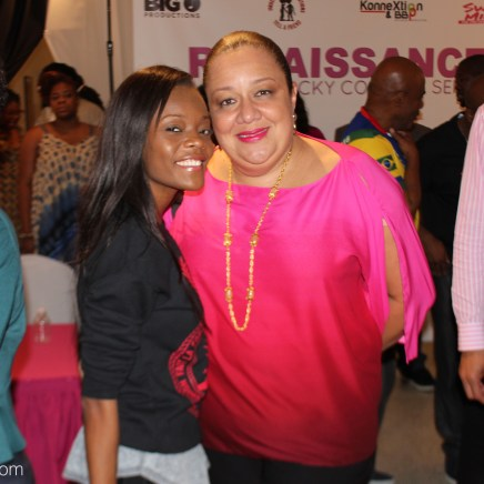 Me and Sophia Martelly