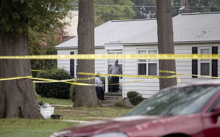 nc-at-students-shot-killed-off-campus-house-party-crime-scene
