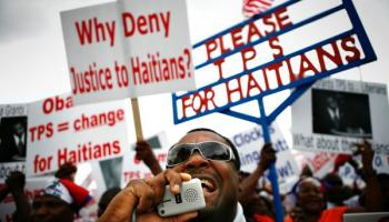 BREAKING: DHS Extends TPS for Haiti, El Salvador, Nicaragua