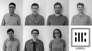 da sinistra in alto: Raffaele Claudio aliberti, Alberto Rossetto, Alessandro Ulisse, Alberto Refatti, Giacomo Codroico, Enrico Menin e Giulia Zantedeschi