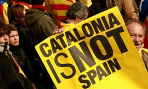 Catalogna is not Spain