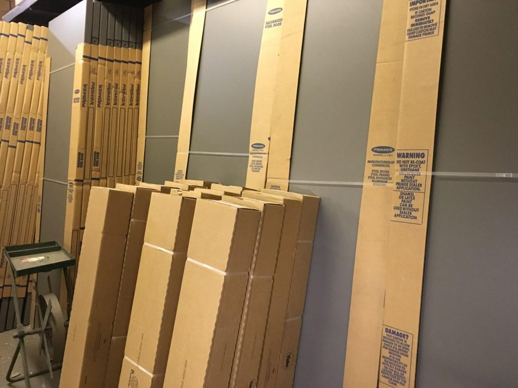 Decorating hollow metal door frames pictures : Hollow Metal Doors & Frames - Lunsford Door & Service, Inc.
