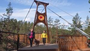 Kansallispuistojen käyntimäärässä kova kasvu – kansallispuistojen palveluilla selkeä kysyntä