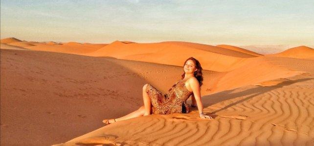 Dormire una notte nel magico deserto dell'Oman: Wahiba Sand, incontro con l'antica cultura beduina