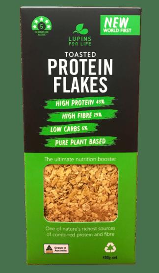 Mini toasted flakes