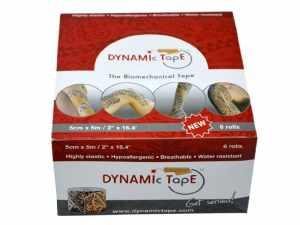 Caixa Dynamic Tape