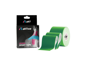 Bandagem AKTive Sport Tape Kinesiology