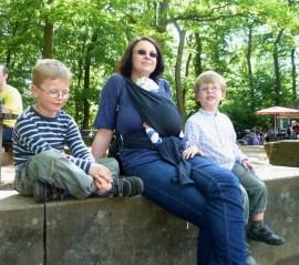 drei Jungs und eine Mutter - Alltagsgeschichten - Mutteranteile im Lupus-Leben