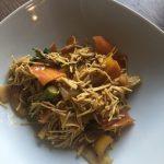 Nudeln aus dem Wok – Schnelles Essen
