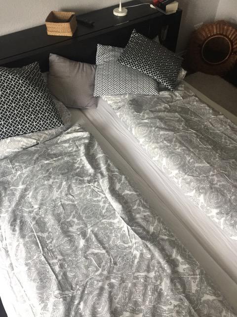 frische Betten