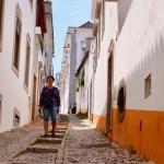 Tavira, Algarve - Im April