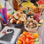 Snackbuffet - Kindergeburtstag
