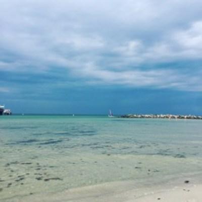 ein bisschen Karibik am Schönberg Strand - Ferienkram - Freitagszeuch