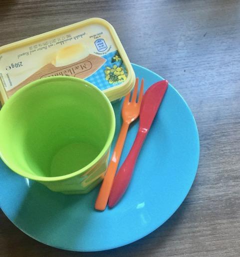 Schulfrühstück a la carte