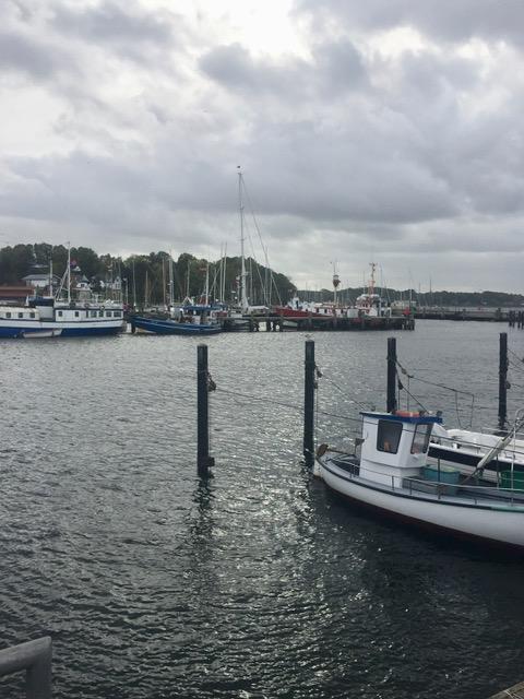 Hafen von Moeltenort - #12von12 im Oktober 2017