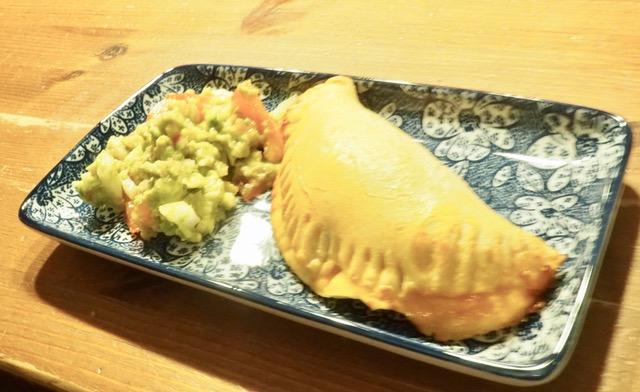 Empanadas mit Guacamole