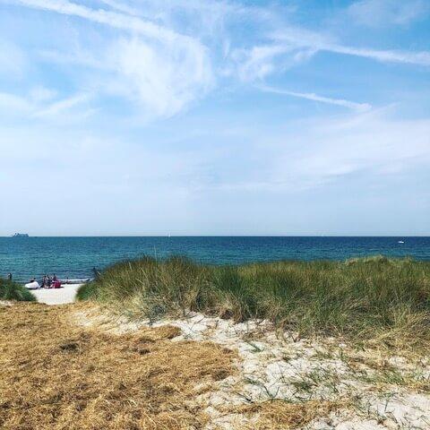 Ost-Ostsee bei Rostock -