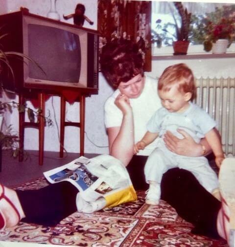 Lesen in den 70ern