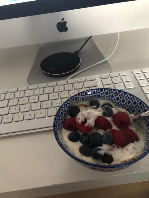Frühstück für mich - #12von12 im Februar 2019