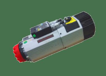Broche fraiseuse cnc router cnc ATC changeur d'outil automatique commande numérique LUQUE Machines