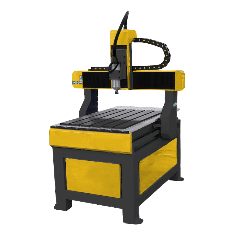 Fraiseuse CNC intermédiaire fraiseuse numérique LUQUE Machines série M