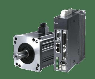 Servomoteur pilote DELTA ou YASKAWA fraiseuse cnc router cnc commande numérique LUQUE Machines