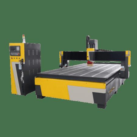 Fraiseuse CNC avec changeur d'outil automatique série LC LUQUE Machines L2040C (2)