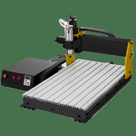 Fraiseuse CNC de bureau LUQUE Machines série S