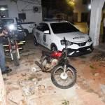 Caen tras robar una moto con GPS