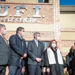 La UFI inaugura moderno local en Ypacaraí