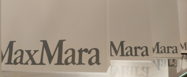 Max Mara.