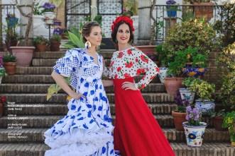 Inma Delgado y Rocío Vallejo.