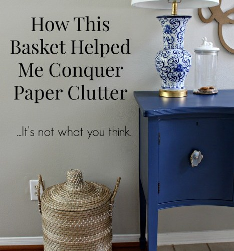 Ending Paper Clutter Forever and What Worked for Me