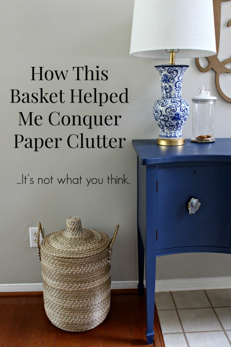 The Best Ways to Eliminate paper clutter
