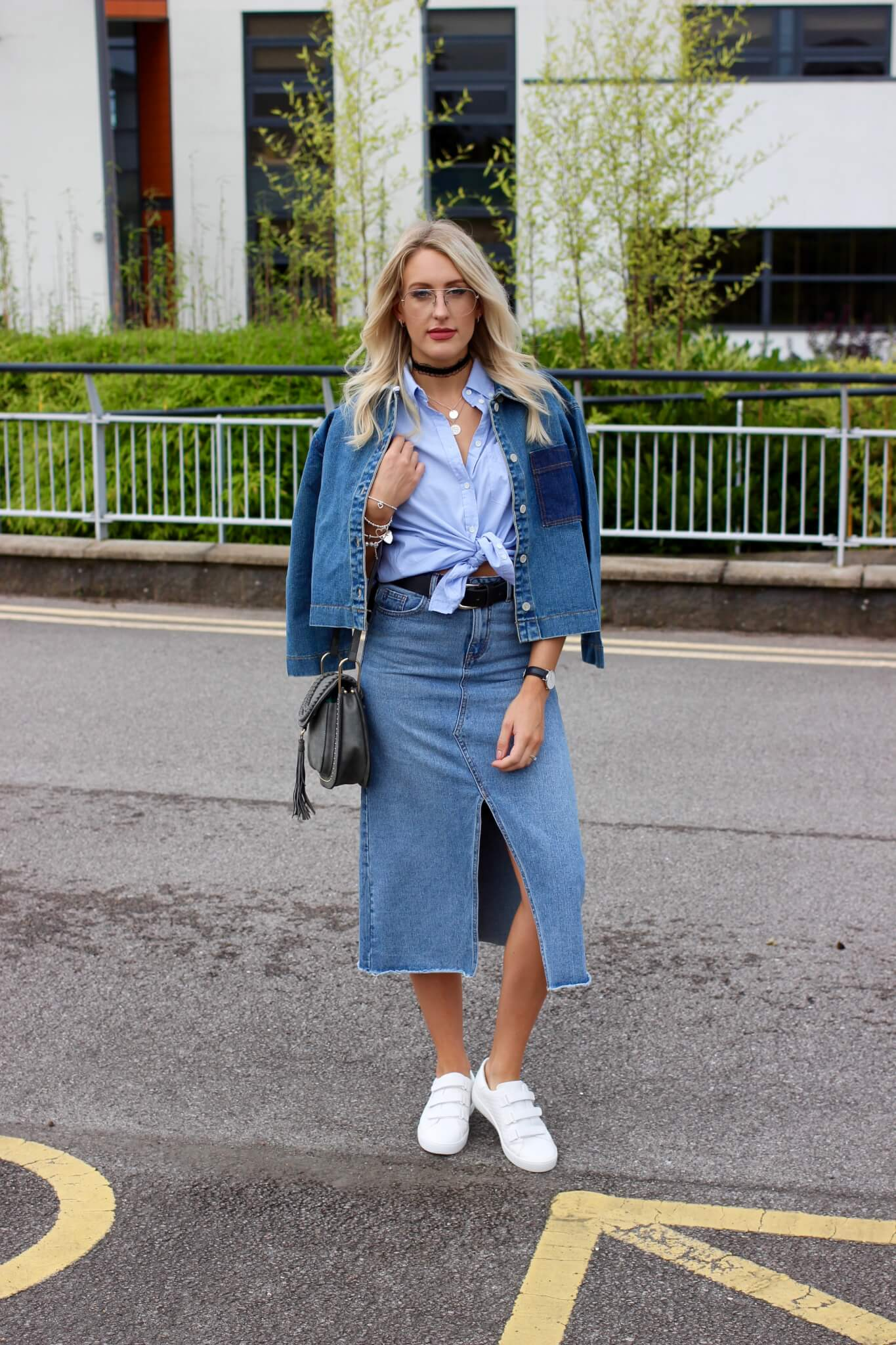 The New Way To Wear Your Boyfriend Shirt — Styling By