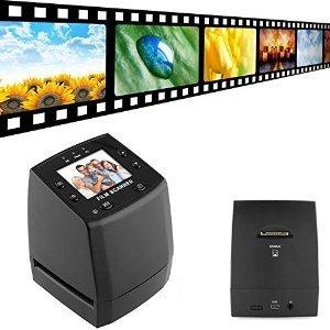 Digitnow!スキャナ フィルム動作させるために必要はありませんコンピュータ/ソフトウェア - 内蔵ソフトウェア補間を用いたデジタルJPEGファイルに35ミリメートルネガ、スライドに変換M125
