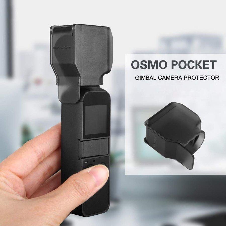 DJI OSMO POCKET アクセサリー 便利 レンズカバー 保護 ケース プロテクター ジンバルカバー フードキャップ オスモポケット