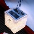 【あればジワッと便利】超コンパクトなソーラ式LEDランタン「ソーラパフ」に注目!