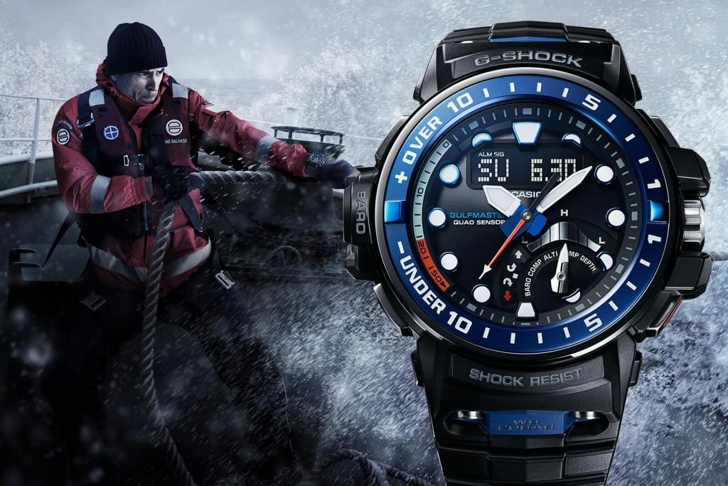 new product 33fbb 27970 海の強者】冒険派アングラーにオススメの強靭な時計「ガルフ ...