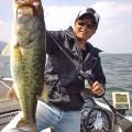 【ついに単日ロクマル3匹捕獲も!】「ジャバシャッド5.5インチ」の琵琶湖のデカバスへの効きっぷりが異常レベル!?