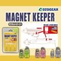 マグネットキーパー!アシストフックを固定するためのエコギアのアイデア商品を動画解説
